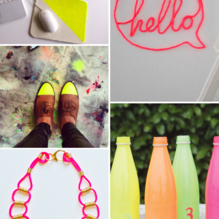 Make It Friday: All the Neon
