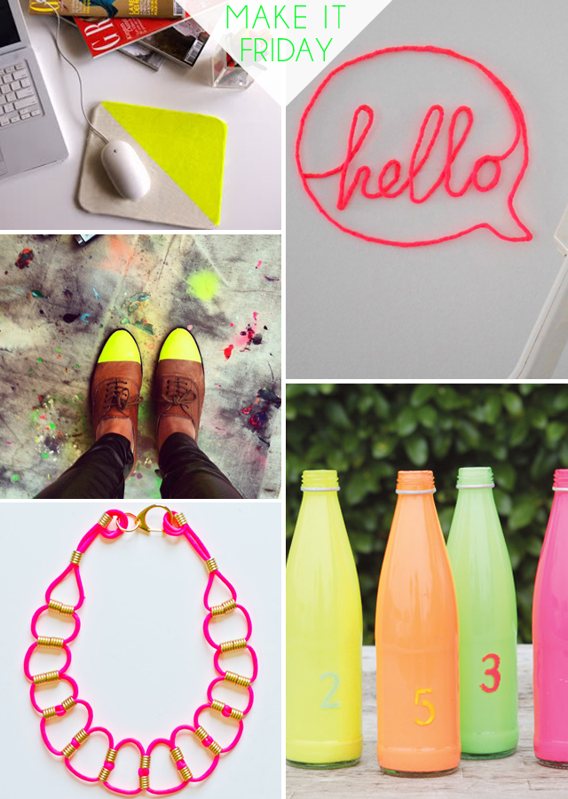 Make It Friday || DIY Roundup via Jade and Fern