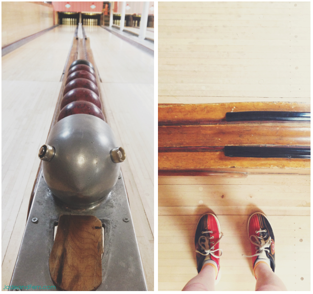 Bowling and Brunch || Jade and Fern
