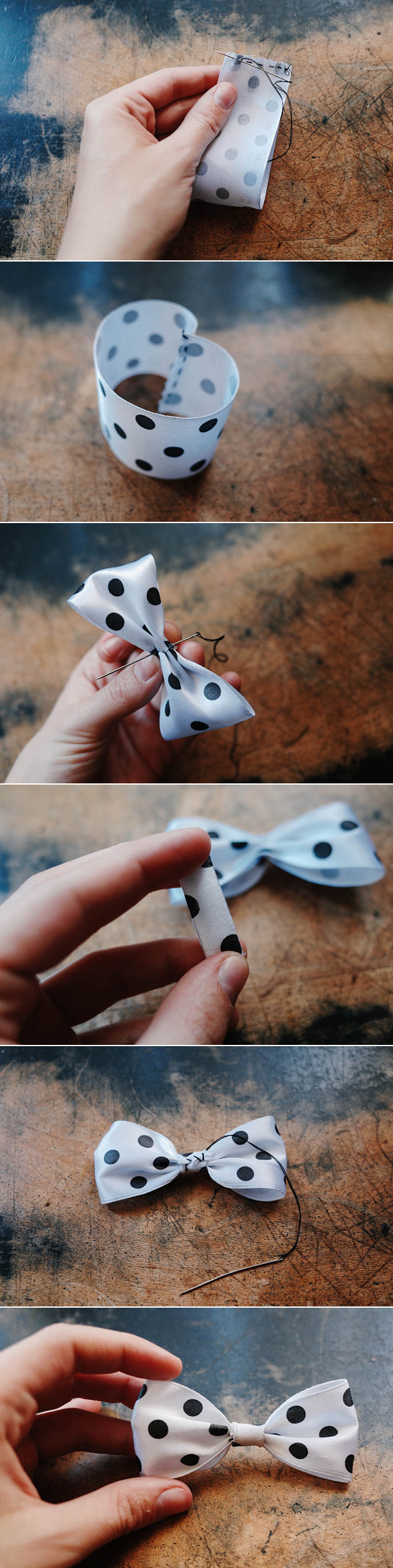 How To Make A Ribbon Bow -- 3 Ways Idle Hands Awake