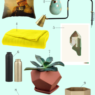 Holiday Gift Guid: The Home || Jade and Fern