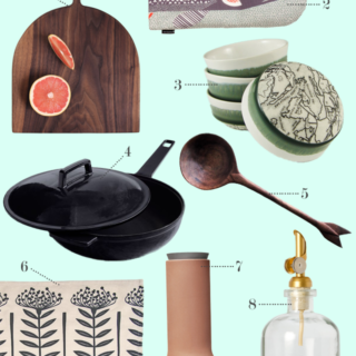 Holiday Gift Guide: The Cook || Jade and Fern