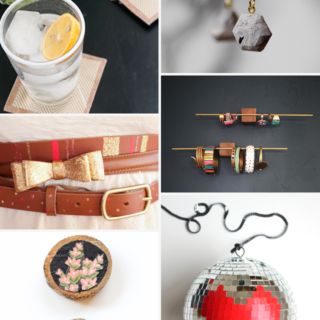Make It Friday || DIY roundup via Jade and Fern