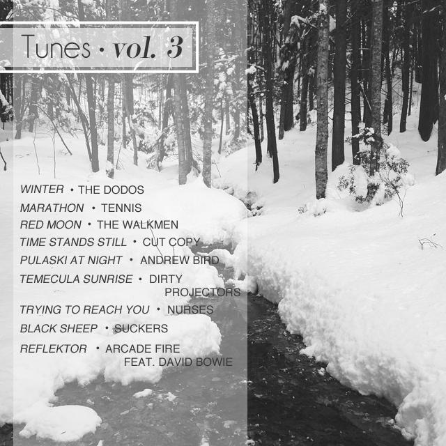 Tunes Vol. 3 || Jade and Fern