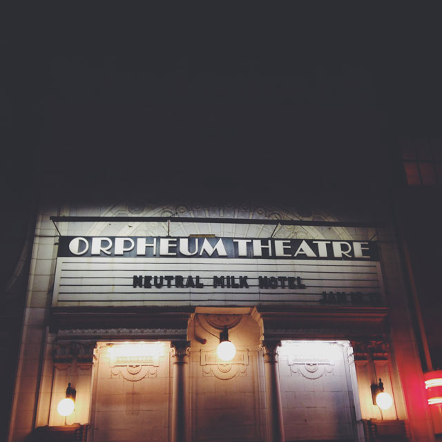 Neutral Milk Hotel || Jade and Fern