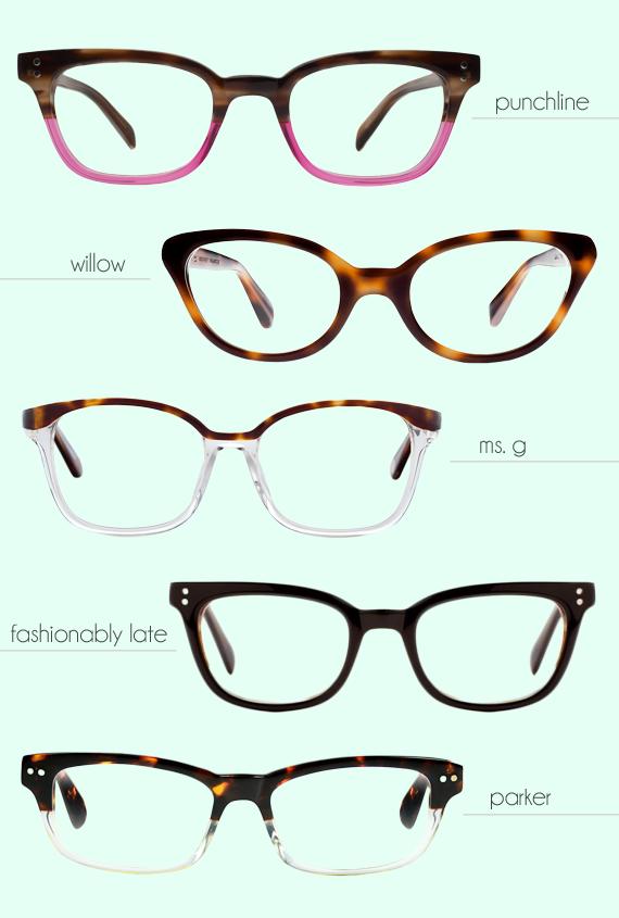 Specs || via Jade and Fern