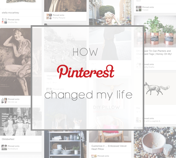 How Pinterest Changed My Life || Jade and Fern