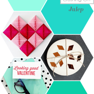 Crushing On Julep Blog by Minted || via Jade and Fern