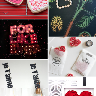 Make It Friday: Valentine's Day DIY Ideas
