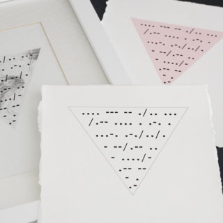 Printable Morse Code Message for Your Sweetheart || Jade and Fern
