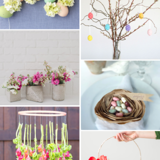Make it Friday: Easterish DIYs