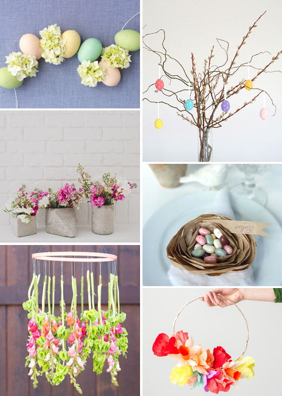 Make it Friday: Easter DIYs via Idle Hands Awake