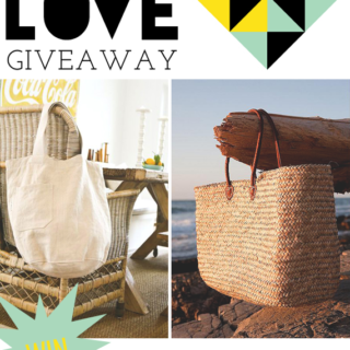 It's Giveaway Day! Win Two Bags from Simple Peace
