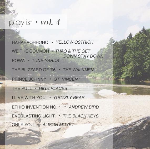 PLAYLIST VOL. 4 || Jade and Fern