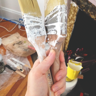 3 Painting DOs from a Newbie, or When Painting a Room the First Time Goes Horribly Wrong