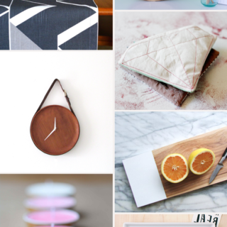 Make it Friday: Inspirational Projects from Blogland via Idle Hands Awake