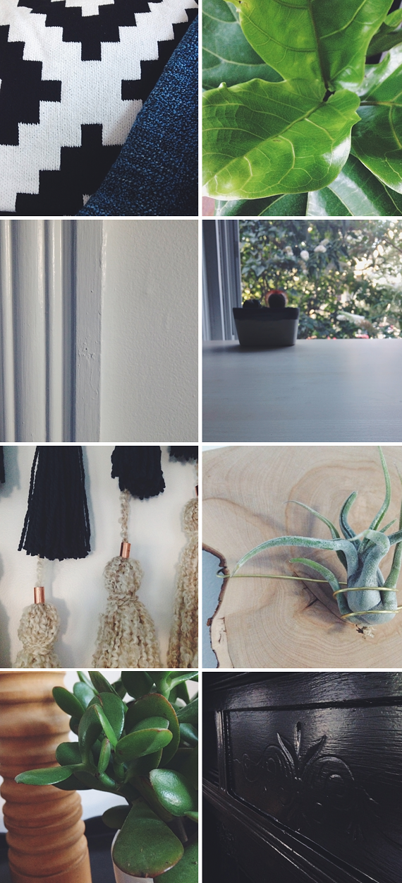 Living Room Sneak Peek || Jade and Fern