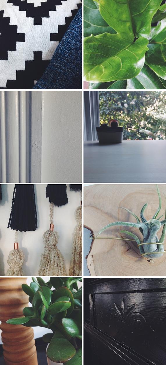 Living Room Sneak Peek || Jade and Fern