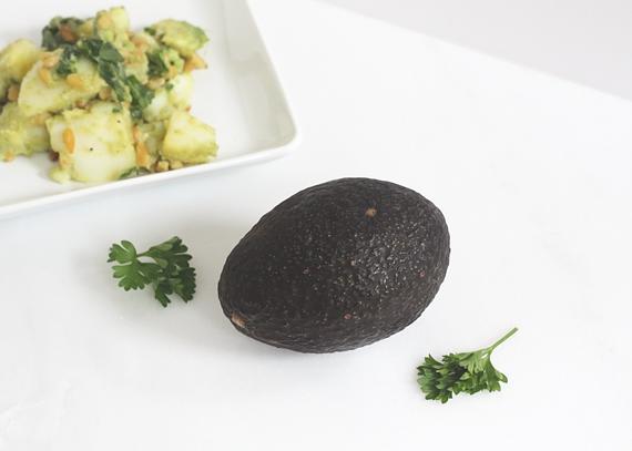 The Ultimate Vegan Avocado Potato Salad || Jade and Fern