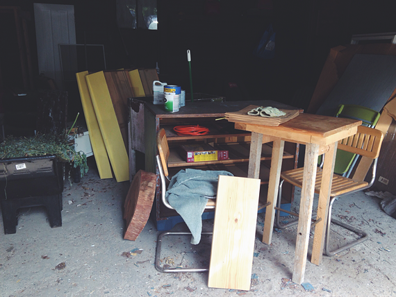 The Garage of an Incurable Project Hoarder || Jade and Fern
