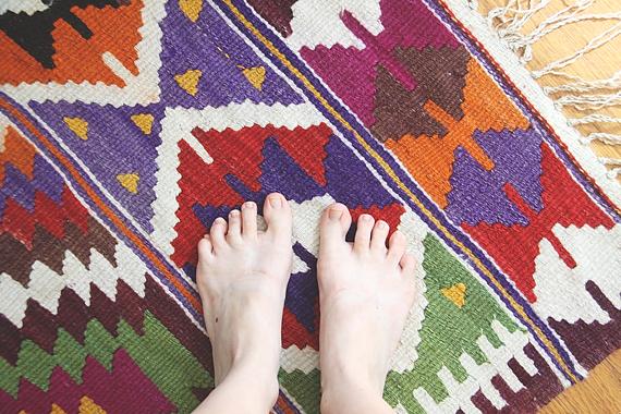 Vintage rugs and more from Kaya Kilims