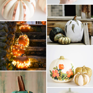 7 Super Last-Minute No-Carve Pumpkins