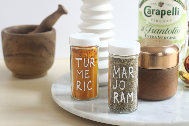 The Easiest DIY Jar Labels // Jade and Fern