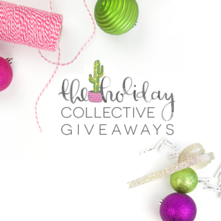 19 Days of Giveaways with The Holiday Collective