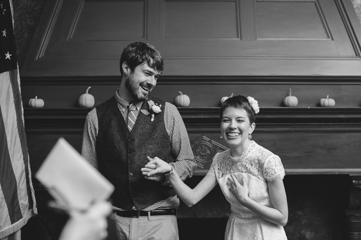 Together - Thoughts on One Year of Marriage // @idlehandsawake