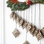 DIY Printable Advent Calendar by Idle Hands Awake