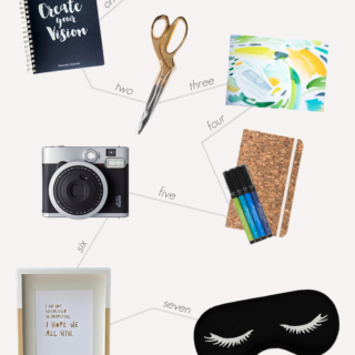Holiday Gift Guide: For the Creatives