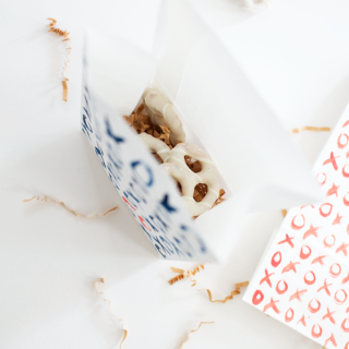 Valentine's Day Treat Bags by Idle Hands Awake
