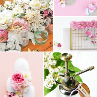 Make it Friday: Five Flower DIYs for Spring