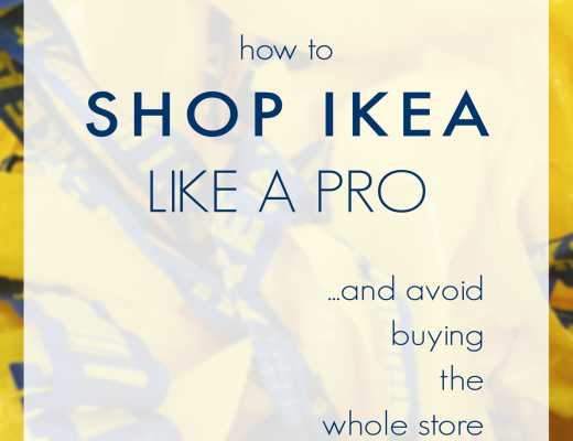 How to Shop Ikea Like a Pro