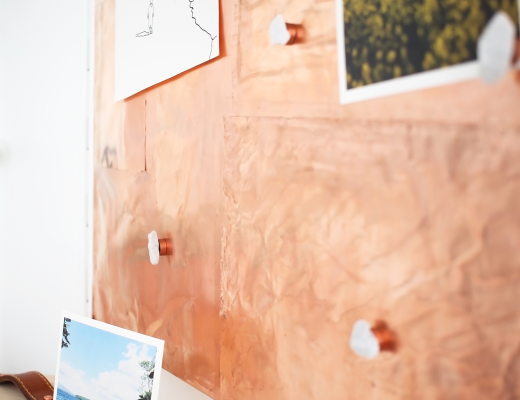 Scandinavian Workspace Reveal with IKEA @idlehandsawake