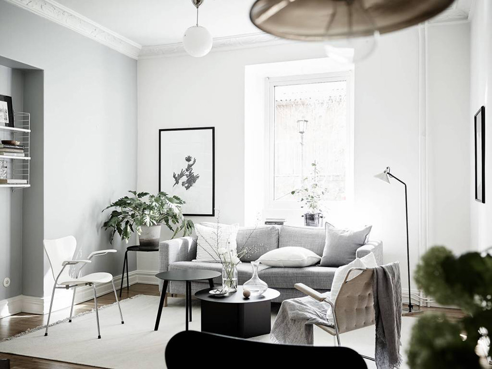 Coco Lapine Design | Bright and Airy Spring Interiors