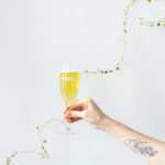 5 Minute New Year's Eve Party Hack: DIY Cheers Champagne Flutes