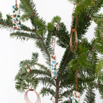 How to Make DIY Terrazzo Tile Ornaments