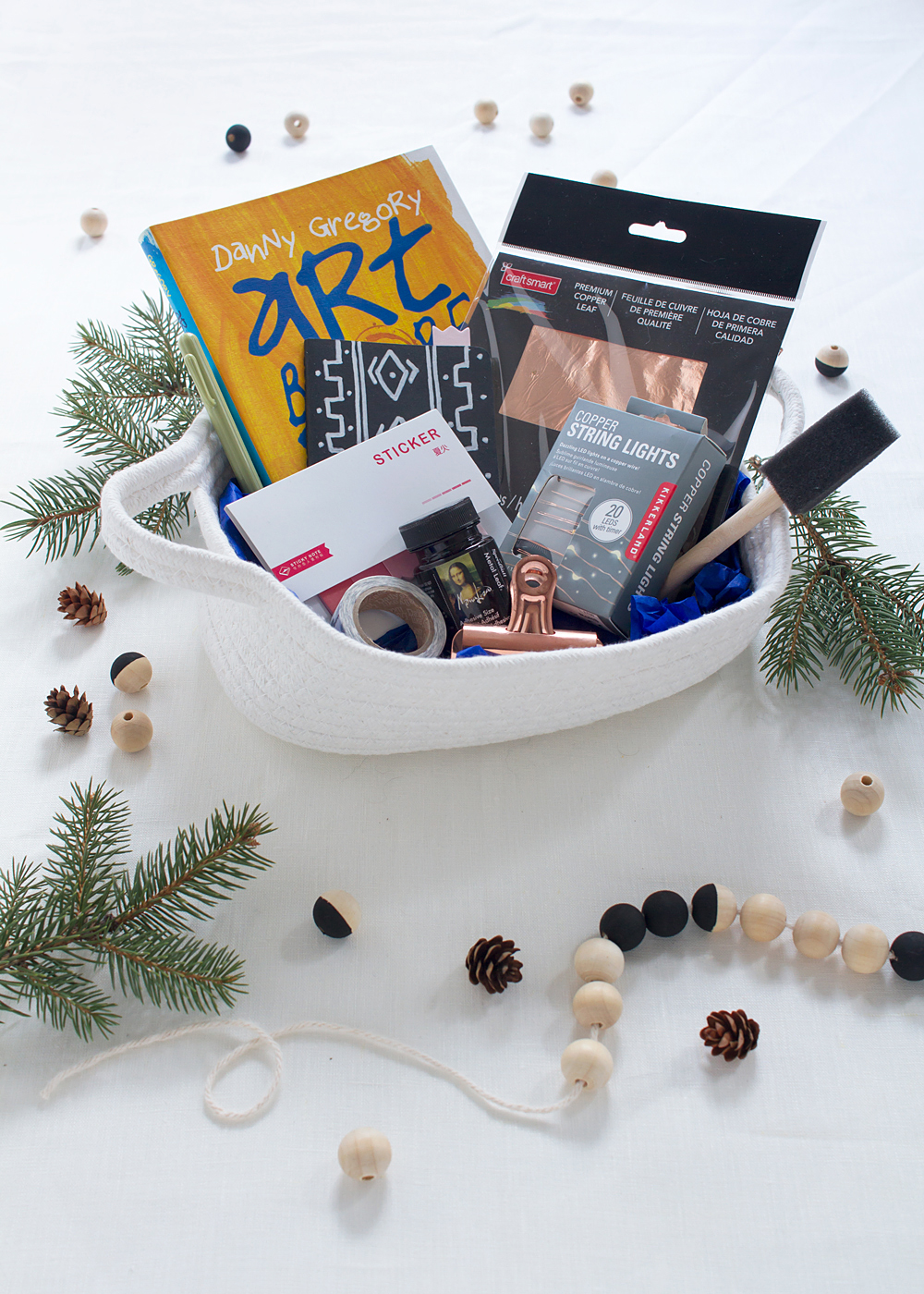 Win a basket of my favorite things, just in time for the holidays!