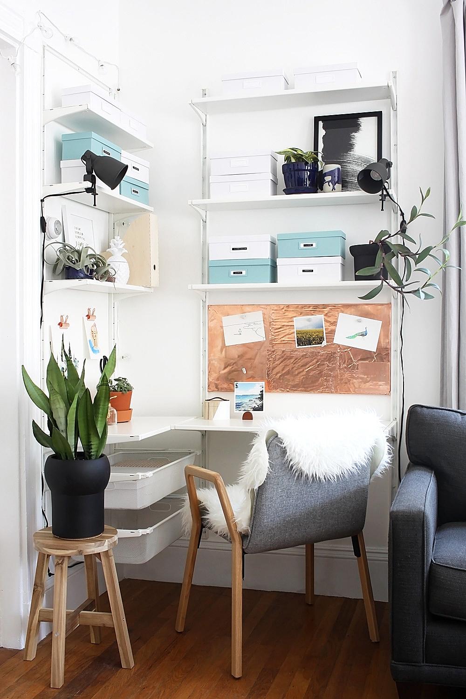 Easy DIY Copper Inspiration Board