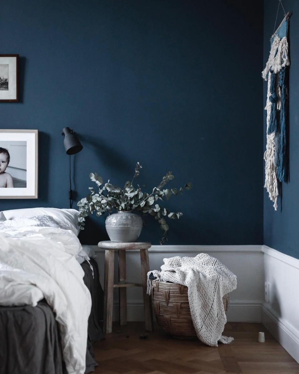 46+ Decorating Blue Bedroom
