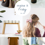 Make it Friday and Ch-Ch-Ch-Changes