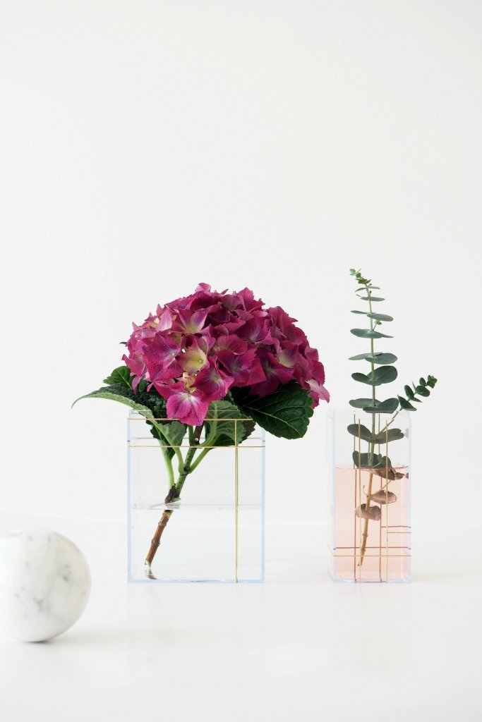 DIY Grid Vase by Monster Circus
