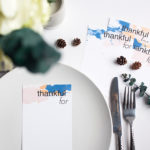 Celebrate gratitude this Thanksgiving with this free Thankful For Printable @idlehandsawake